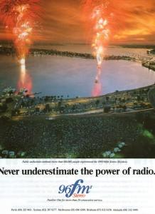 96FM Sky