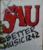 5AU logo colour 70s