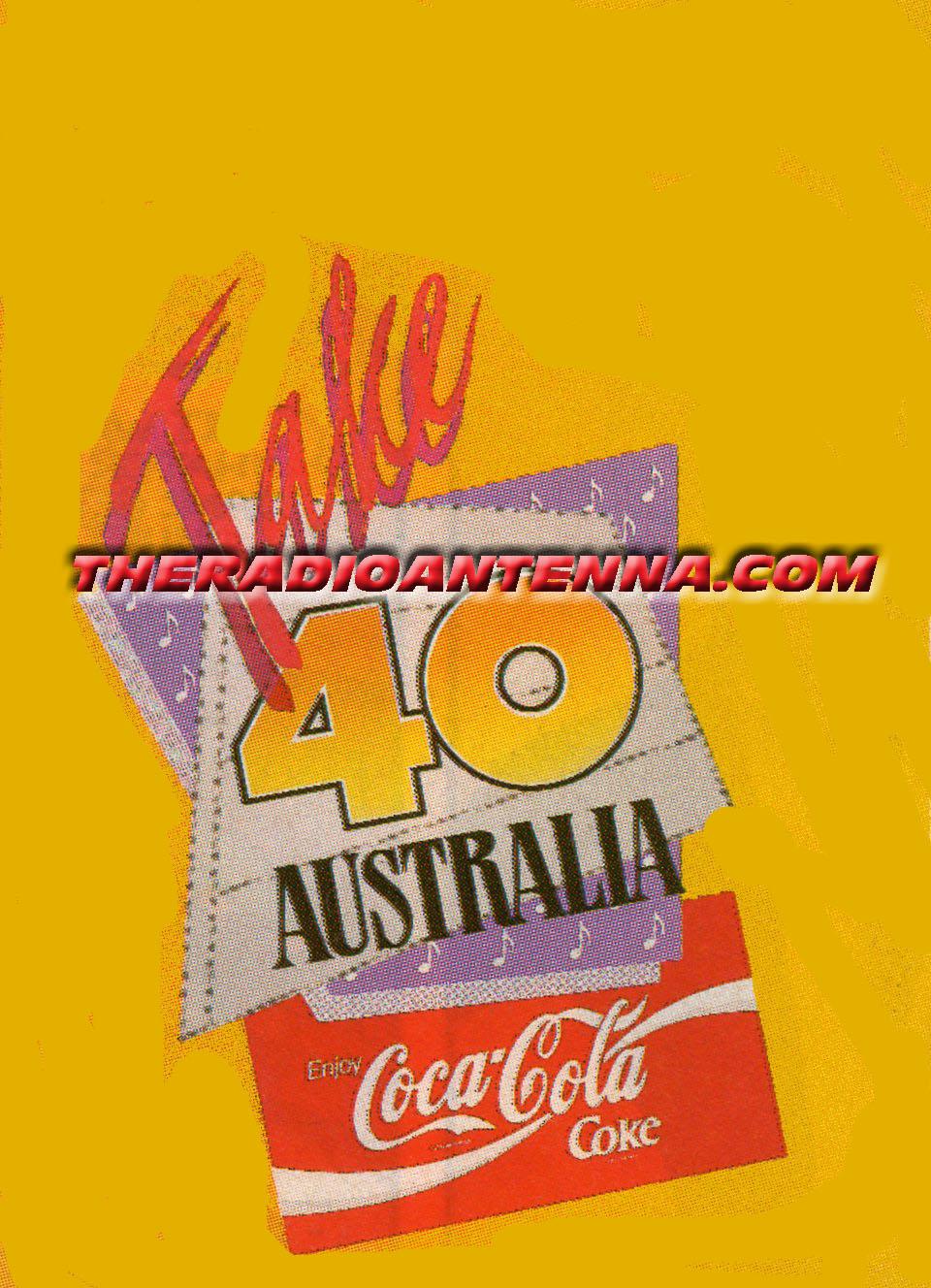 Take 40 1986 logo