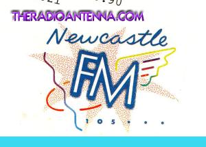 NEW FM 1st logo